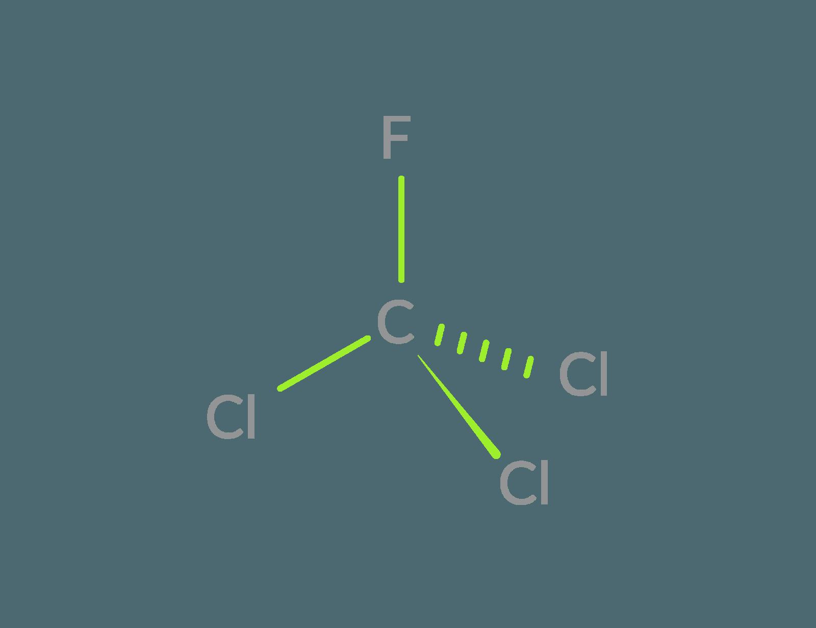 Triclorofluorometano