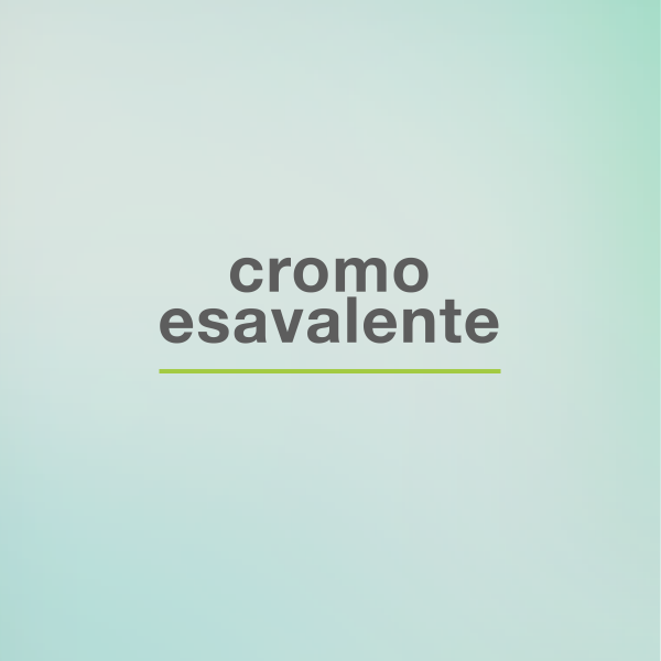 CROMO ESAVALENTE